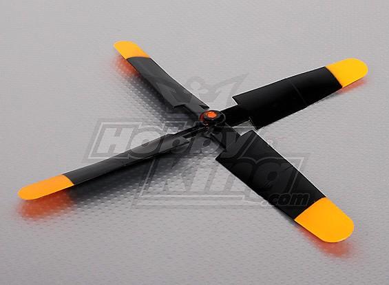 P-51 P&P(1.2メートル)の交換4ブレードプロップ10x8