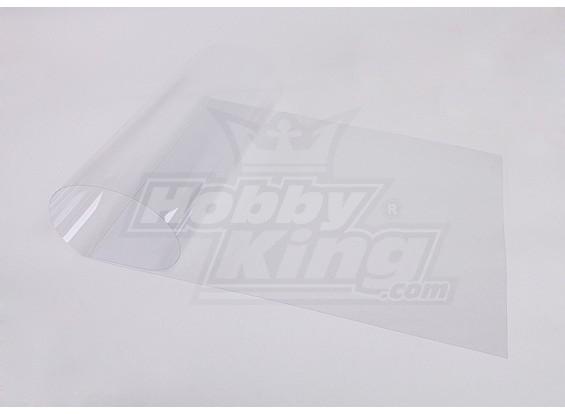 透明PETフィルム-2C 1メートル