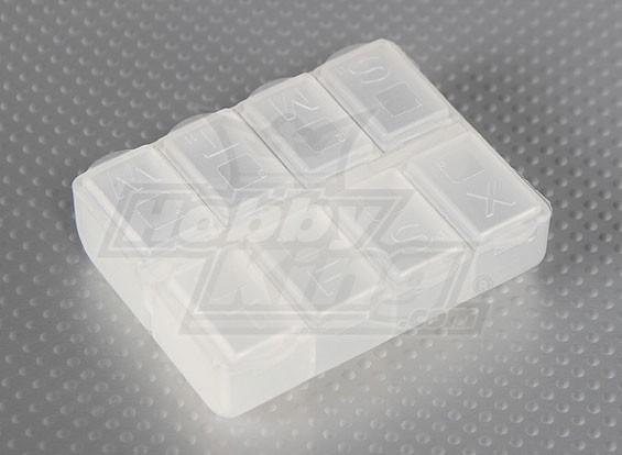 パーツボックス(PP透明)(1個/袋)