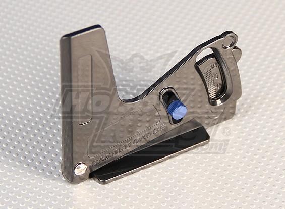 RCカーキャンバーゲージ - 汎用