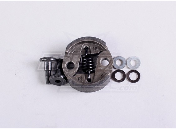 クラッチシュースプリングセット/ワット - バハ260および260S(1セット/袋)