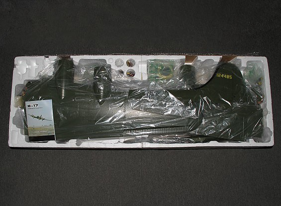 SCRATCH / DENT B-17メンフィス・ベルEPO 1875ミリメートル(PNF)