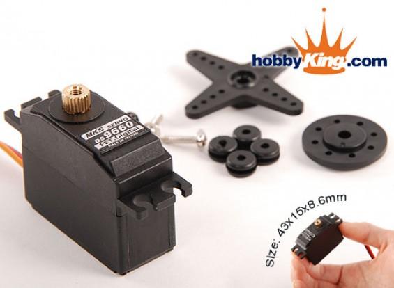 MKS DS9660高精度デジタルサーボ4.6キロ/ .10sec / 27グラム