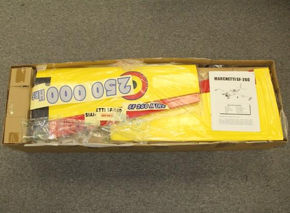 SCRATCH / DENT  - マルケッティSF-260スポーツエアロバティックバルサ1750ミリメートル(キット)