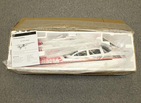SCRATCH / DENT  -  182軽飛行機EPO 1410ミリメートル(PNF)