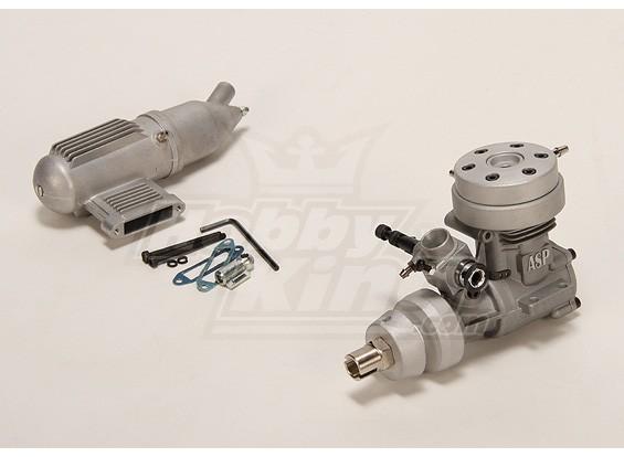 ASP 46M 2ストローク水冷グローエンジン