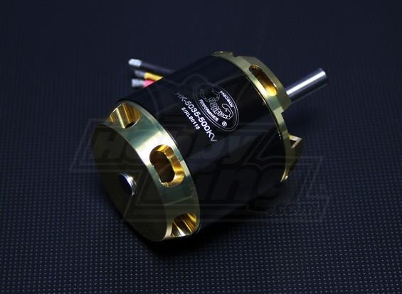 スコーピオンHK-5035-500ブラシレスアウトランナーモーター