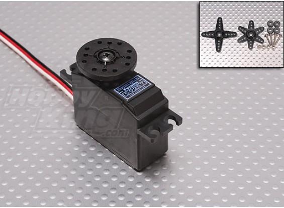 双葉S9257 EPデジタルラダーサーボ2キロ/ .08sec / 26グラム