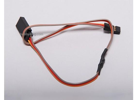 TurnigyのRx-サーボ信号ブースター(2.7V〜5V)