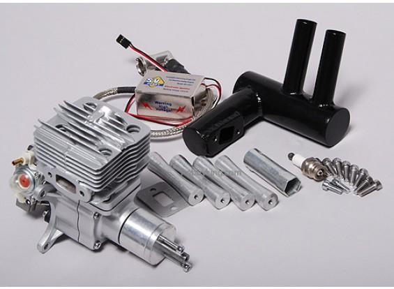 SV 26ccガスエンジンのCDIの1.75キロワット(売り切れ)