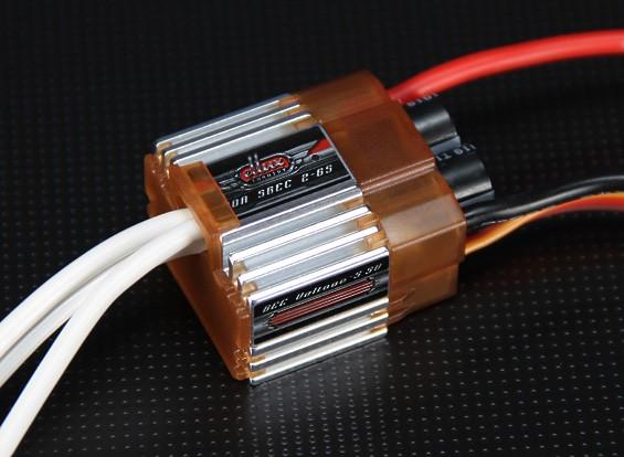 Turnigy dlux 40A SBECブラシレススピードコントローラーデータロギング/ワット