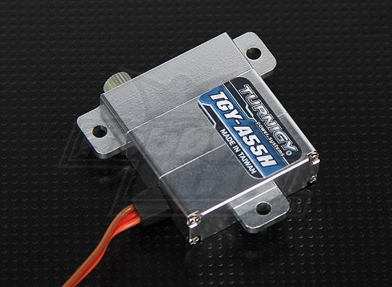 Turnigy™TGY-A55Hスリムウィング合金ケースDS / MGサーボ8.6キロ/ 0.12sec / 28グラム