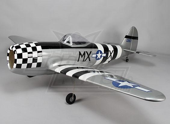 P-47サンダーボルトコンポジット1800ミリメートル(ARF)