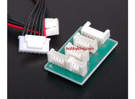 TPアダプタCoversionボードW /のPolyQuest充電プラグ