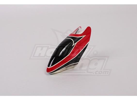 トレックス-450スポーツ用グラスファイバーキャノピー
