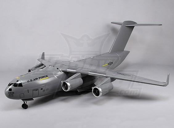 USAF C17グローブマスターIII EDFカーゴジェット(P&P)