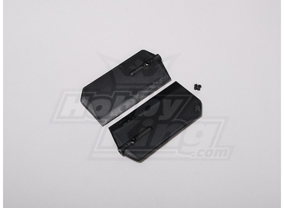TZ-V2 0.90サイズフライバーパドル