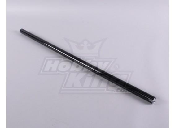 TZ-V2 0.90-TT  - 高強度のテールブーム