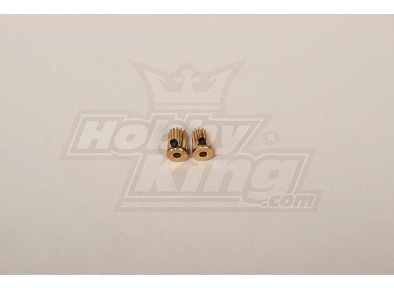HK450V2ピニオンギア3.17ミリメートル11T / 13T(部品#のHZ052を合わせ -  H45059)を