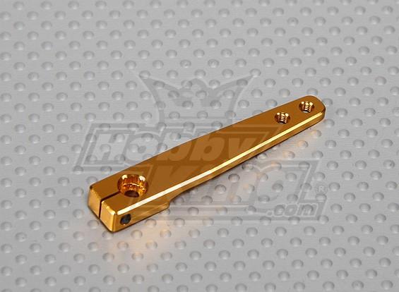 CNC JRサーボアーム2.0(M3)ゴールド