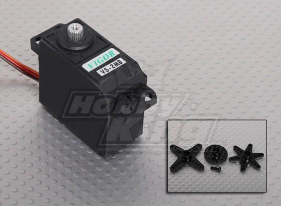 活力VS-2メガバイト(BB / MG)サーボ42グラム/ 6キロ/ 0.17sec