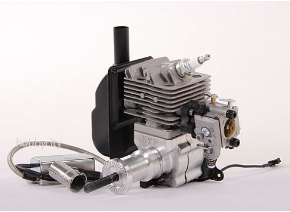 XY 26cc C-スペックV2ガスエンジン