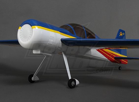 ヤク54 1380ミリメートル40eとクラスの3Dスケール(ARF)