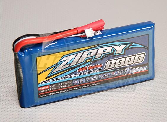 ジッピーFlightmax 8000mAh 2S1P 30C