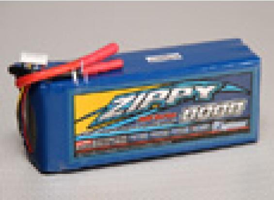 ジッピーFlightmax 8000mAh 6S1P 30C