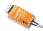 2.4GHz帯FASST互換6CH受信機
