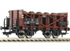 Roco/Fleischmann HO Acid Transport Wagon DB (Zschimmer & Schwarz)