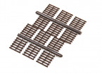 Micro Engineering HO Scale Wooden Pallets 12pcs (80-105)