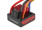 TrackStar 1/10ブラシレスセンサーレス80A防水ESC V2