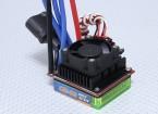 HobbyKing™ブラシレスカーESC 2S-4S 60Aリバース/ワット