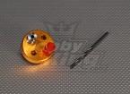 CNCドリルジグセット4S(ドリル5.1ミリメートル)ゴールド