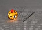 CNCドリルジグセット6L(ドリル5.1ミリメートル)ゴールド