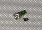 CNCアジャスタブルアルミサーボアーム31x14.15x6mm(2-M3)