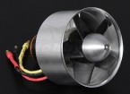 Hobbyking 64ミリメートル合金EDF 4000kv  -  850ワット(4S  - アウトランナー版)