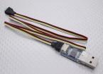 Dianmuフライトコントローラと小型OSD用のUSBアダプタ