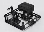 Hobbyking Y650スコーピオンガラス繊維パン/チルトカメラマウント