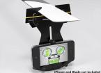 スマートフォン/ wの使用のためのフライバーレスヘリコプターピッチゲージ
