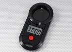 ヘリコプター用Turnigy LCDタコメータV2 800〜4200RPMと飛行機の小道具0〜20000RPM
