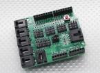 Kingduino特殊センサー拡張ボードV4.0