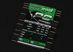 Turnigy Multistar ESCのプログラミングカード
