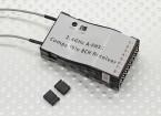 2.4GHzののA-FHSS互換性8CHレシーバー(ハイテックミニマ互換)