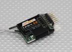 FrSky TFR4 SB 3 / 16chの2.4GHzのS.BUS受信機FASST互換性