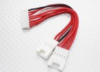 7Sバッテリーパックバランス充電アダプタリード