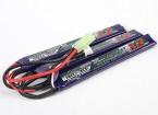 Turnigyナノテクノロジーの1200mAh 3S 25-50CリポAIRSOFTパック