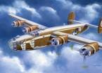 イタレリ1/72 B-24Dリベレータープラスチックモデルキット