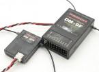 DM9FとDM9FS 2.4GHzのDMSS受信機と衛星(スーツJR XGシリーズ)